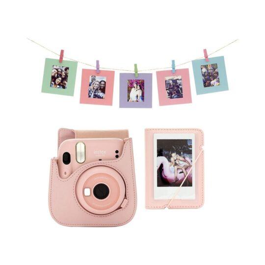 Kit Accesorios Fuji para Mini11 Blush Pink