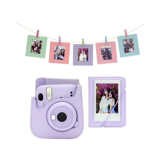 Kit Accesorios Fuji para Mini11 Lilac Purple