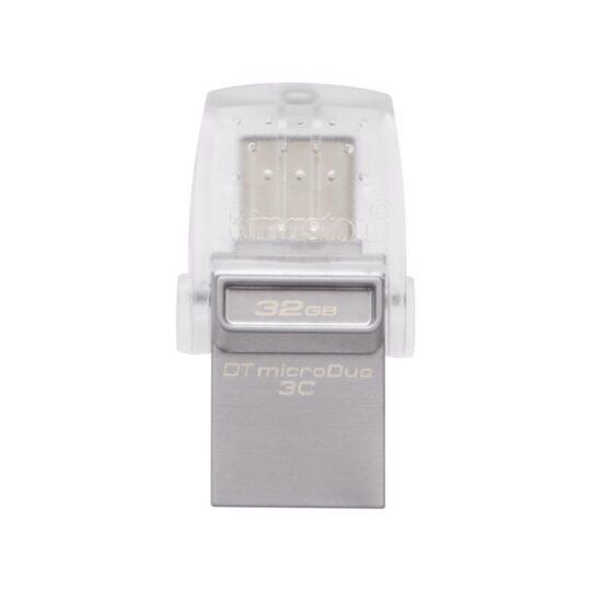 Kingston Pendrive Usb 32Gb MicroDuo OTG 3C USB 3.1 Tipo A y Tipo C