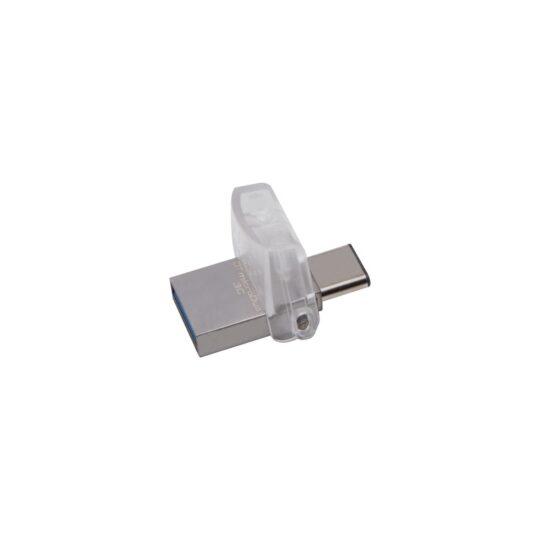 Kingston Pendrive Usb 64Gb MicroDuo OTG 3C USB 3.1 Tipo A y Tipo C