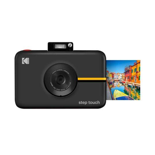 Kodak Step Touch Cámara Instantánea Negra