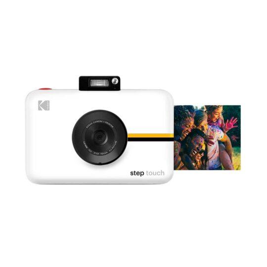 Kodak Step Touch Cámara Instantánea Blanca