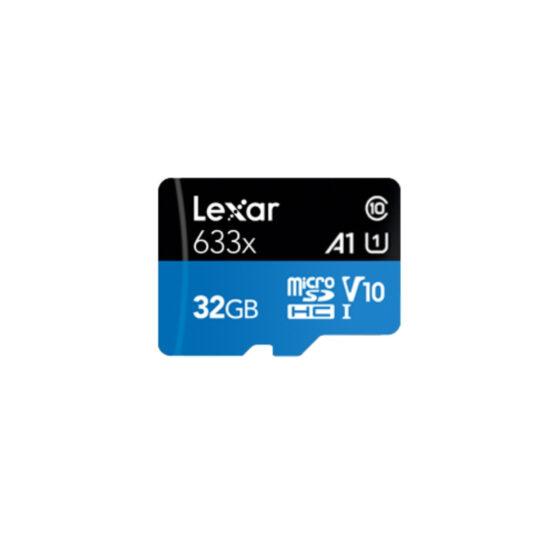 Lexar Tarjeta Memoria Micro SDHC 32Gb  Profesional 95Mb/s, UHS-I, U1, V10