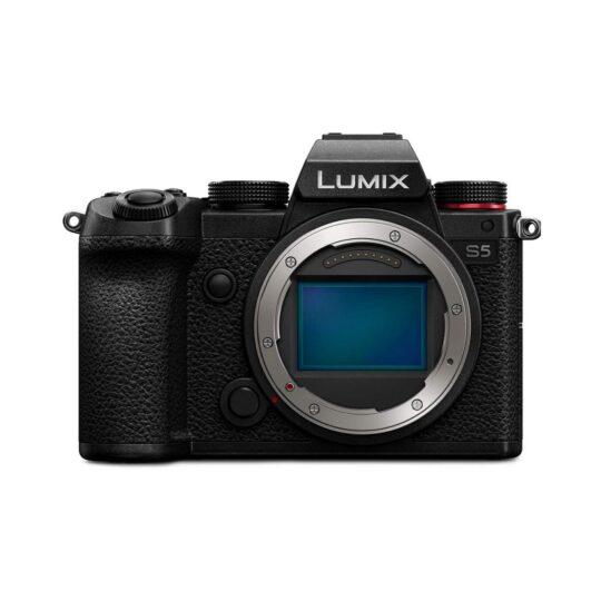 Cámara Evil Panasonic Lumix S5 Cuerpo Negra