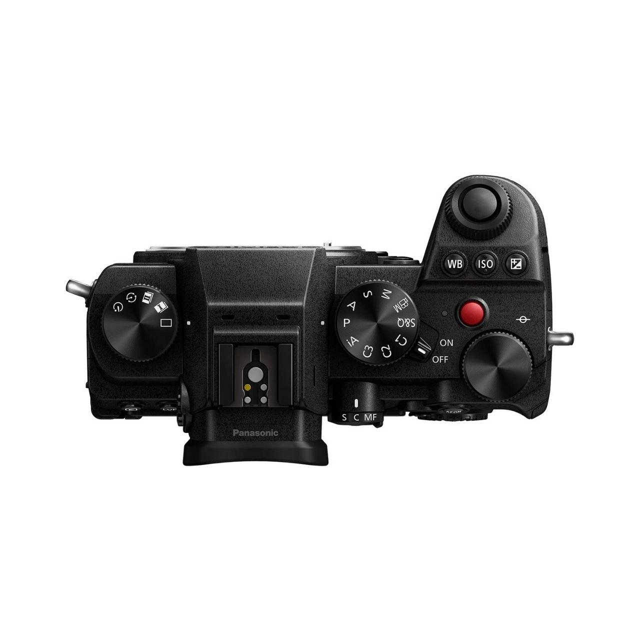 Panasonic Cámara Evil Lumix S5 Cuerpo Negra