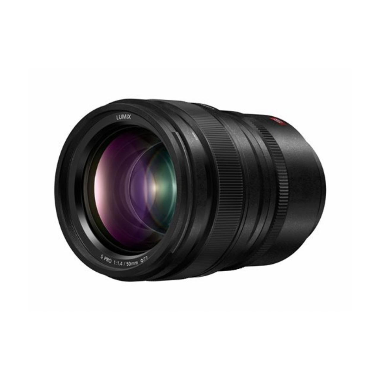 Panasonic Objetivo Lumix S 50mm f/1.4 Pro