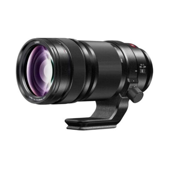 Objetivo Panasonic Lumix S 70-200mm f/4 Pro, O.I.S.