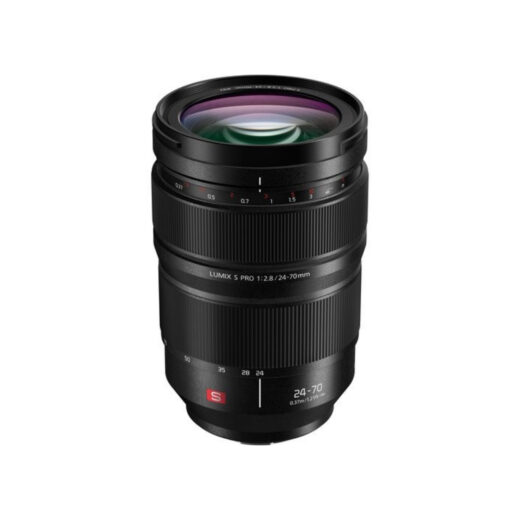 Objetivo Panasonic Lumix S 24-70mm f/2.8 Pro   S-E2470E