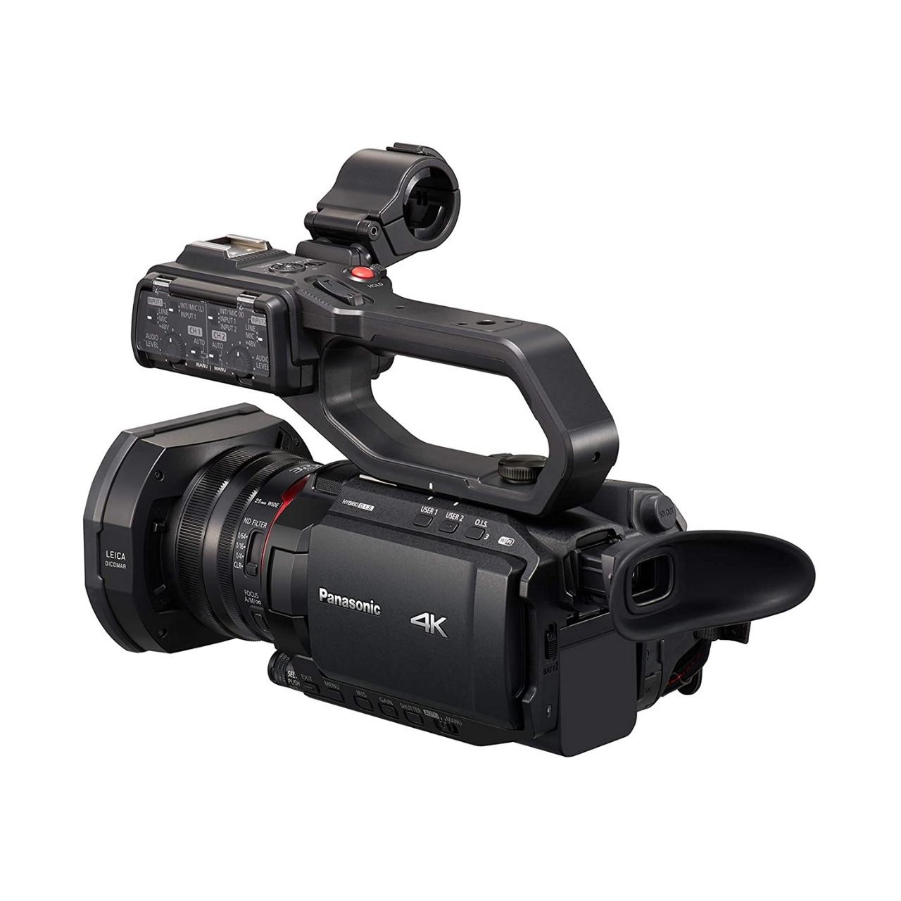 Panasonic Cámara Video X2000E Negra (sds)