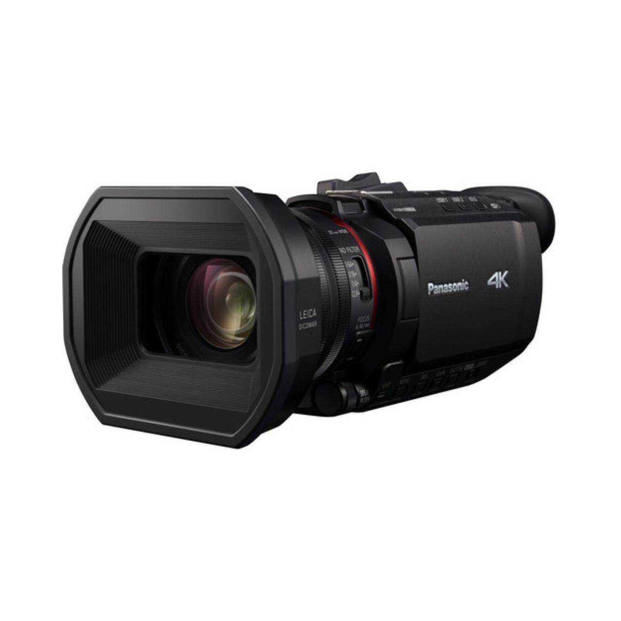 Panasonic Cámara Video X1500E Negra (sds)