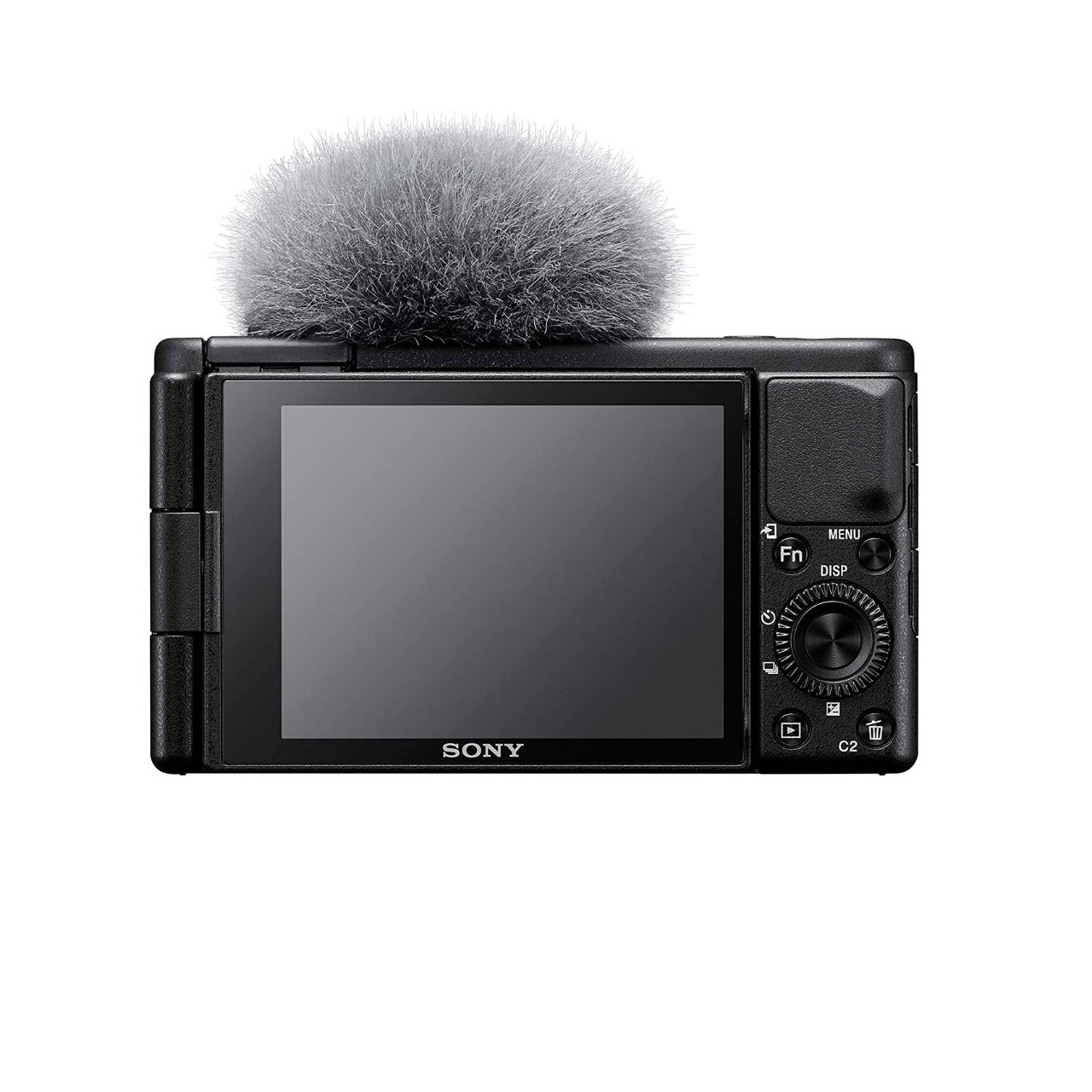 Sony Cámara Compacta DSC ZV-1 VLOG Negra