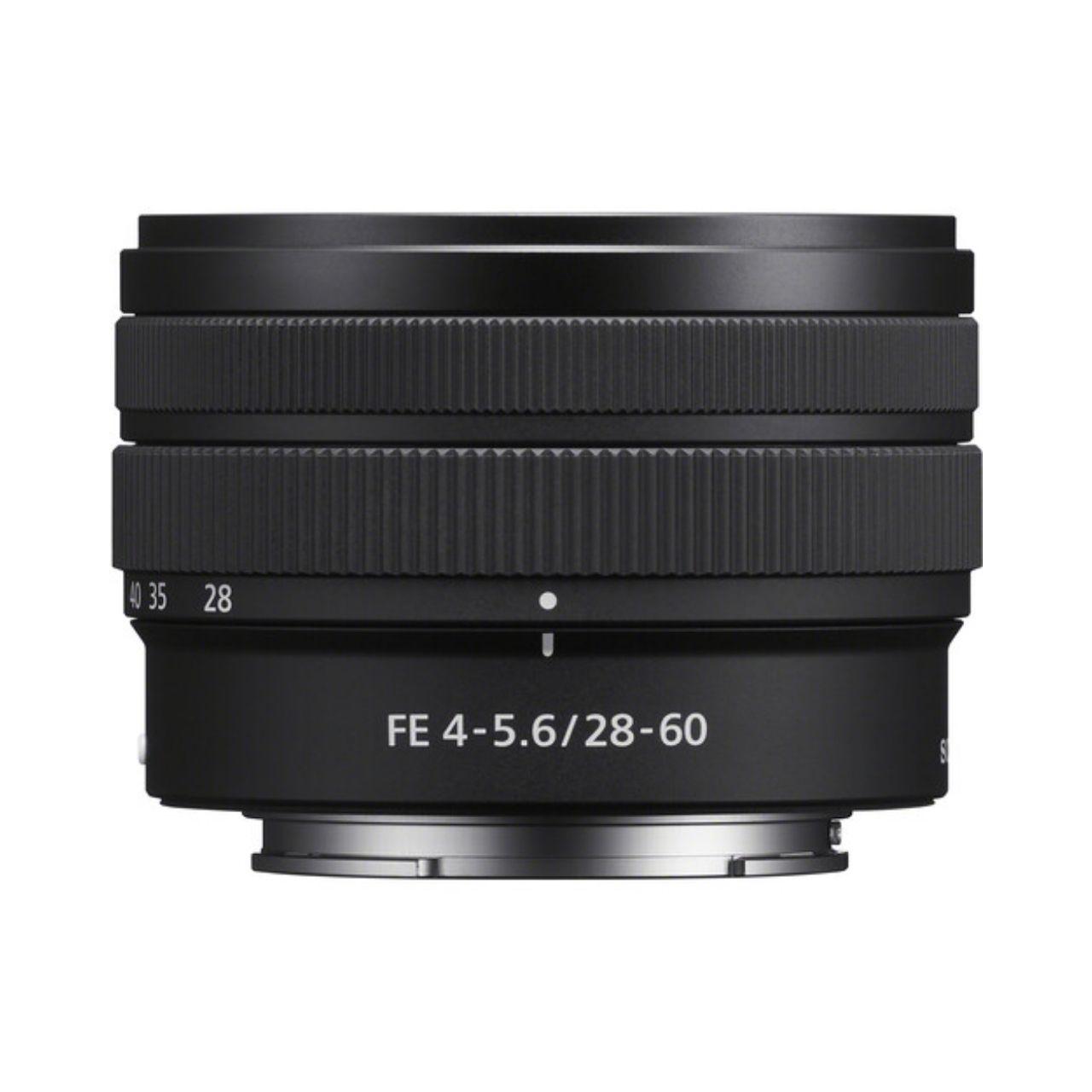Sony Objetivo FE 28-60mm f/4-5.6