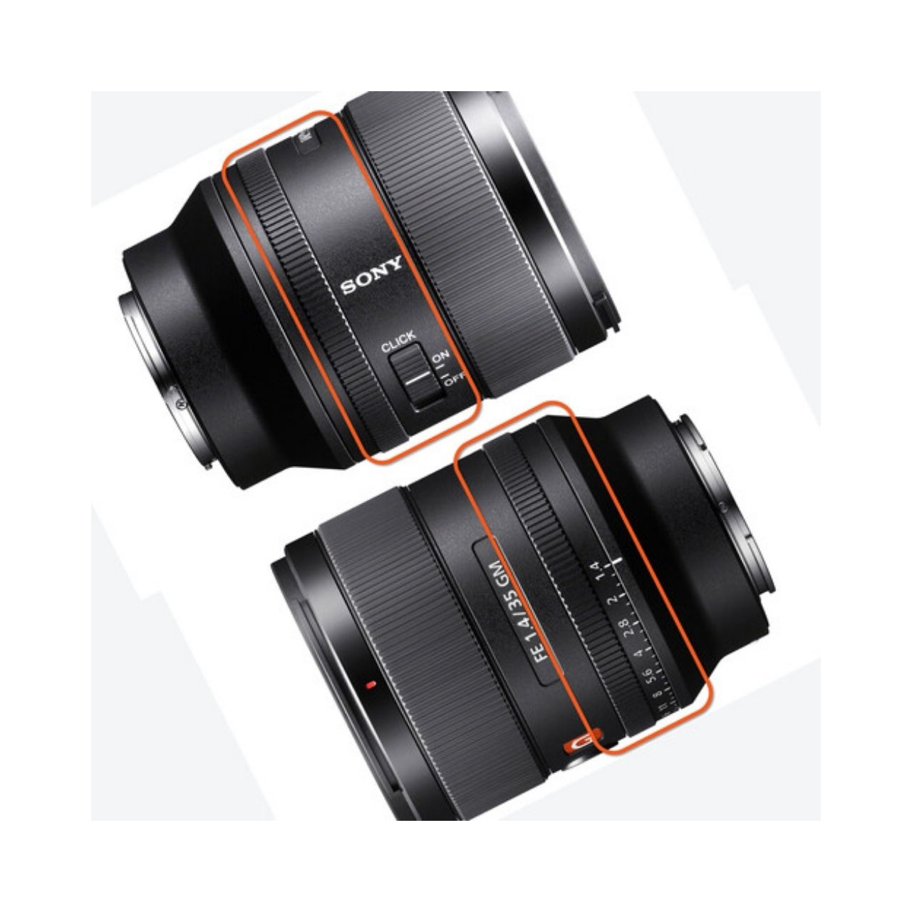 Sony Objetivo FE 35mm f/1.4 GM