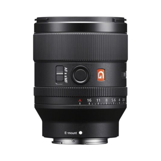 Objetivo Sony FE 35mm f/1.4 GM