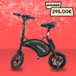 Mini Moto - Swiss+go BE100 Rueda 12 pulg. Neumatica, 350W, 36V, 6A, IP54