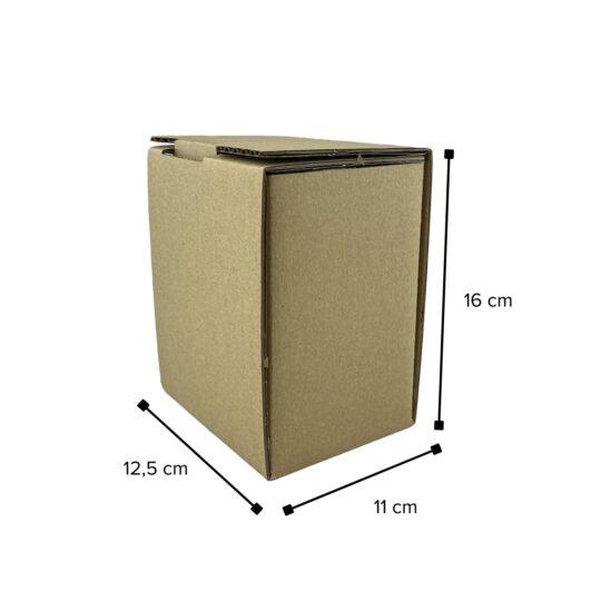 Pack 30 Cajas Cartón para Tazas