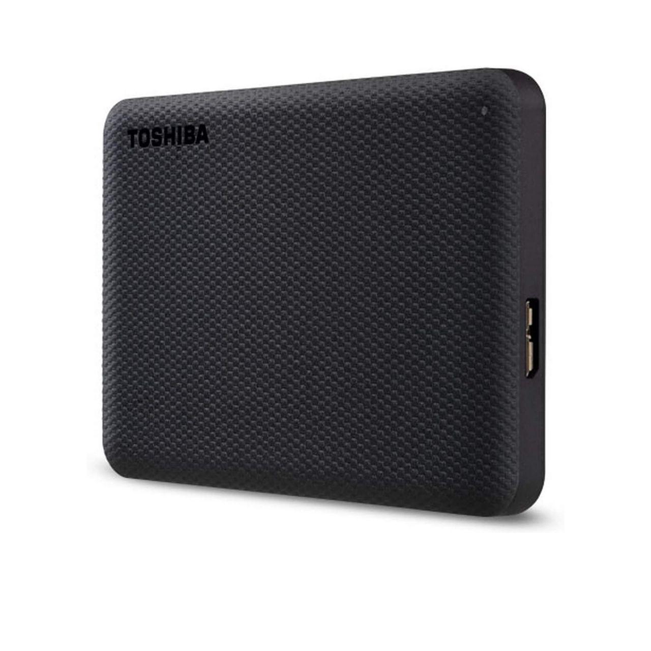 """Toshiba Disco Duro Canvio Advance 2TB USB 3.2 (Gen 1) 2,5"""" Negro"""
