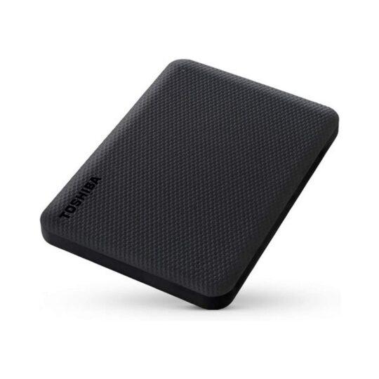 """Disco Duro Toshiba Canvio Advance 2TB USB 3.2 (Gen 1) 2,5"""" Negro"""