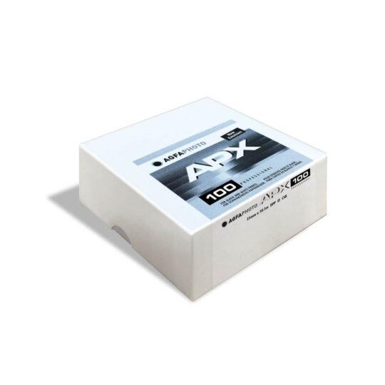Película Blanco y Negro Agfa APX 100 (Lata 30 mts)
