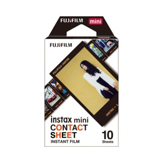 Película Instant Fuji Instax Mini Contact WW 1 (1x10 fotos)