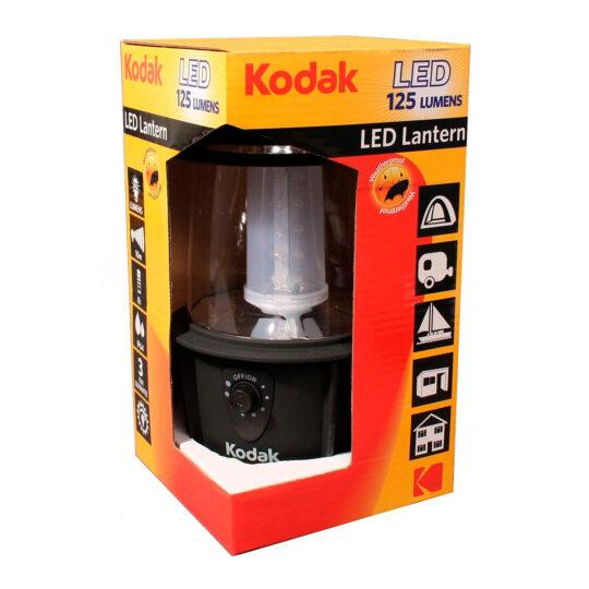 Kodak Linterna Led 125-lumens Farol 360º de 20 leds