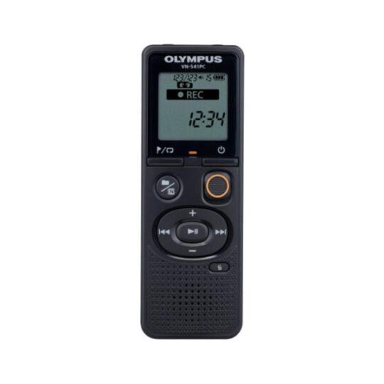 Grabadora Digital de Voz Olympus VN-541PC negra (4GB)