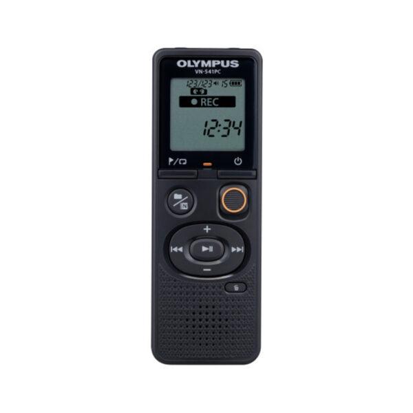 Olympus VN-541PC Grabadora Digital de Voz Negra (4GB)