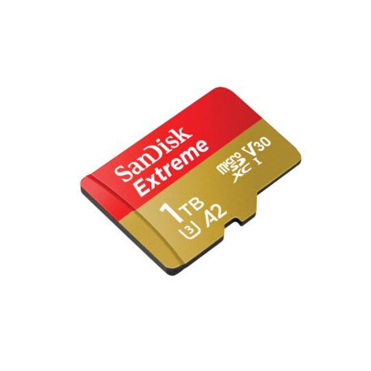 SanDisk Tarjeta Memoria SDXC Micro  1TB Sandisk Extreme 160Mb/s C10 Mobile