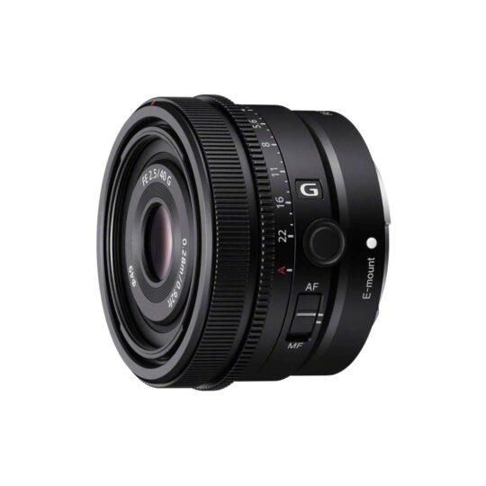 Sony Objetivo FE 40mm f/2.5 G Prime Lens