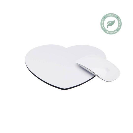AP Alfombrilla Mouse Corazón 20x20 cm 5 mm