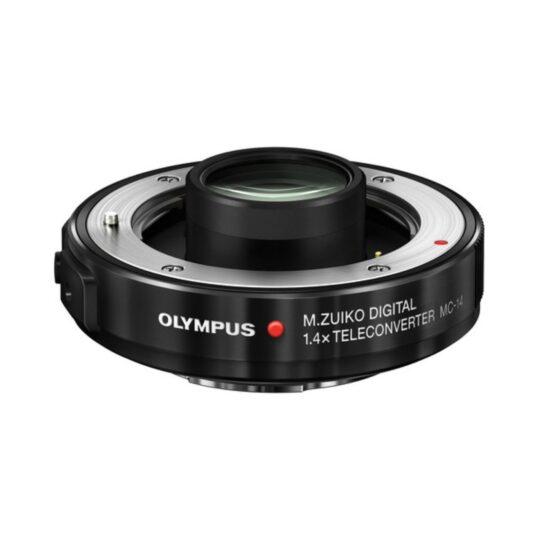 Teleconvertidor Objetivo Olympus MC-14 M.Zuiko digital 1.4x