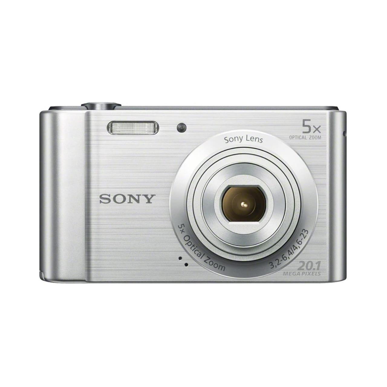 Sony Cámara Compacta DSC-W800 Plata