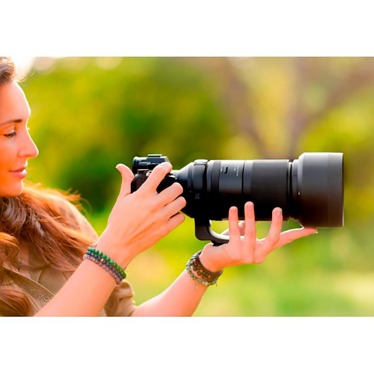 Tamron Objetivo para Sony E SP AF 150-500mm