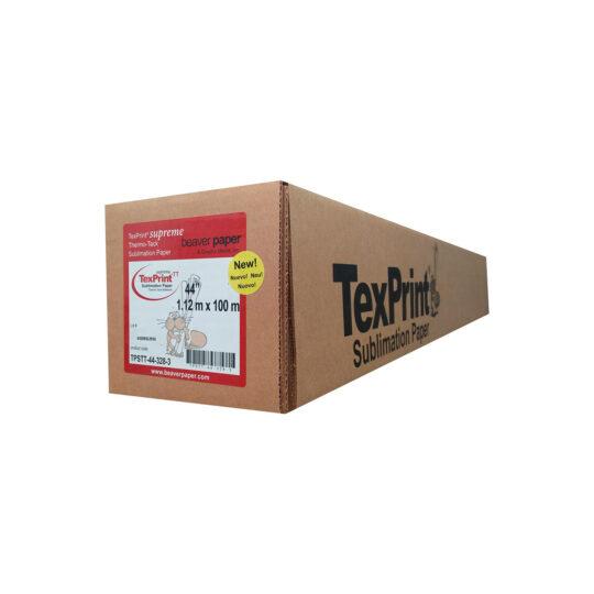 Texprint HR Papel Inkjet sublimación Transfer   92 grs. Adhesivo Supreme
