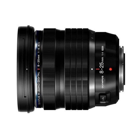 Olympus M.Zuiko Digital 8-25mm f/4 Pro Objetivo Zoom