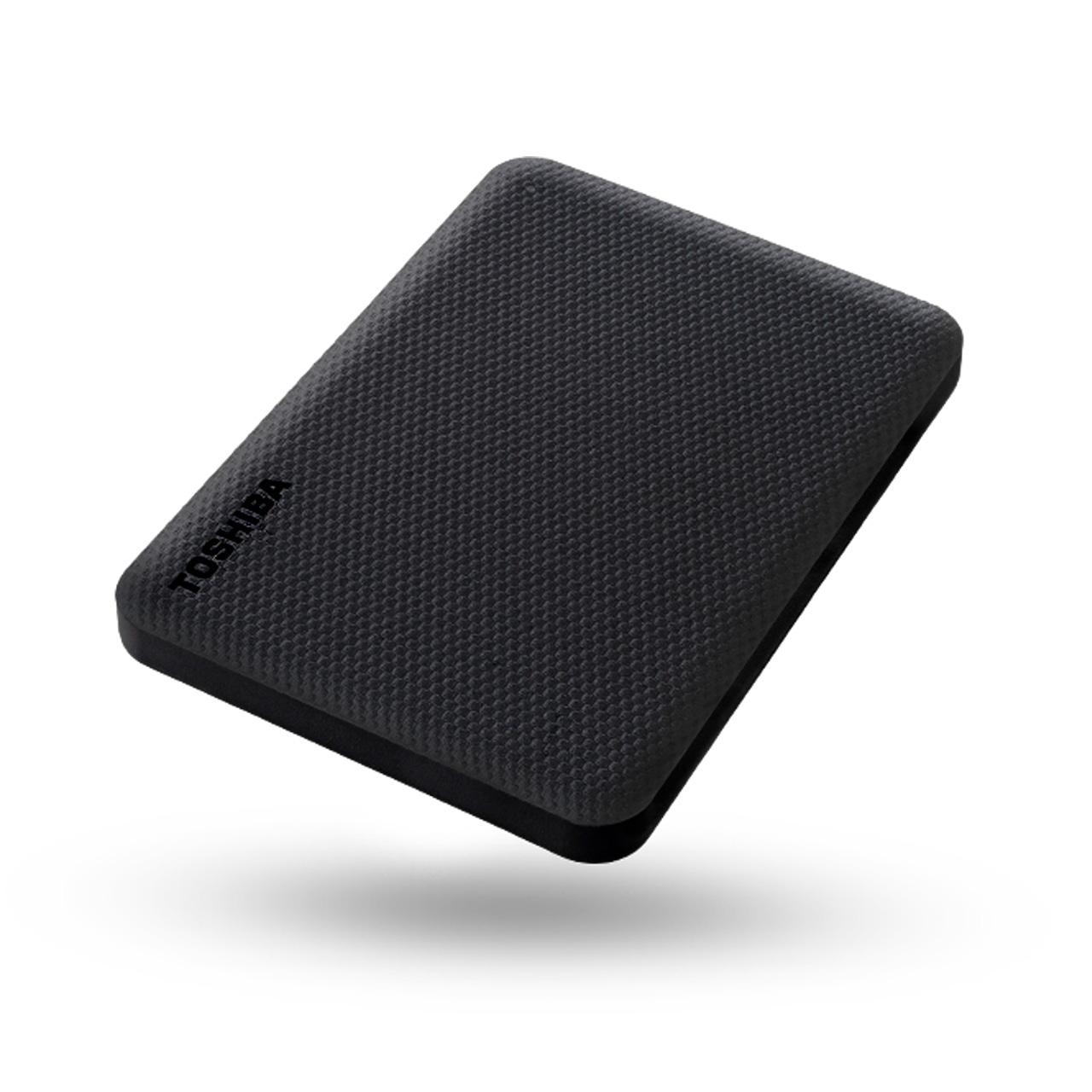 """Toshiba Disco Duro Canvio Advance 4TB USB 3.2 (Gen 1) 2,5"""" Negro"""