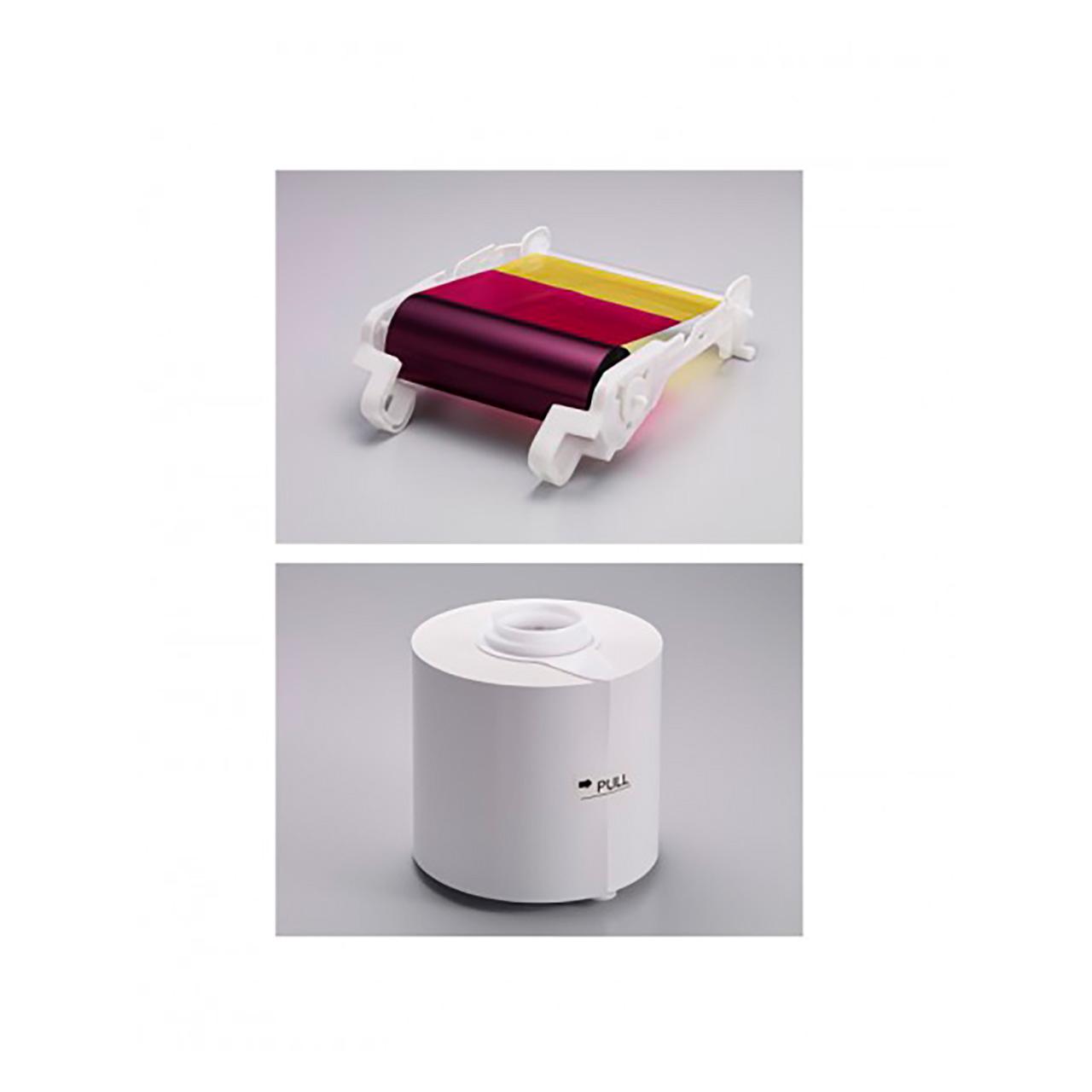 Fuji Papel Térmico Media Set 68 10x15 y 15x20