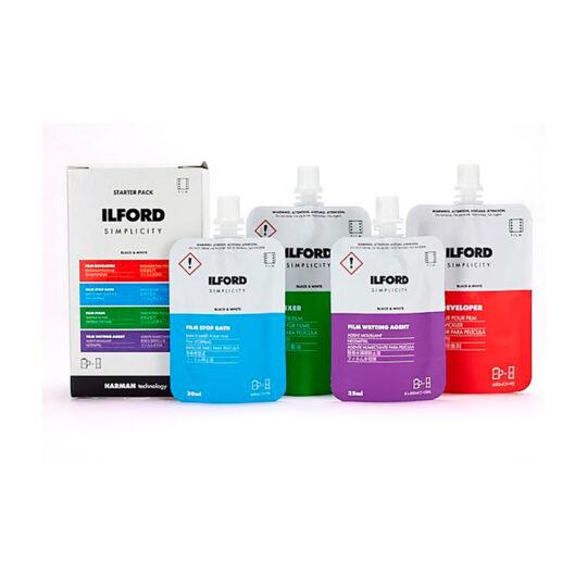 Ilford Simplicity Kit Row Químico de revelado película B&W