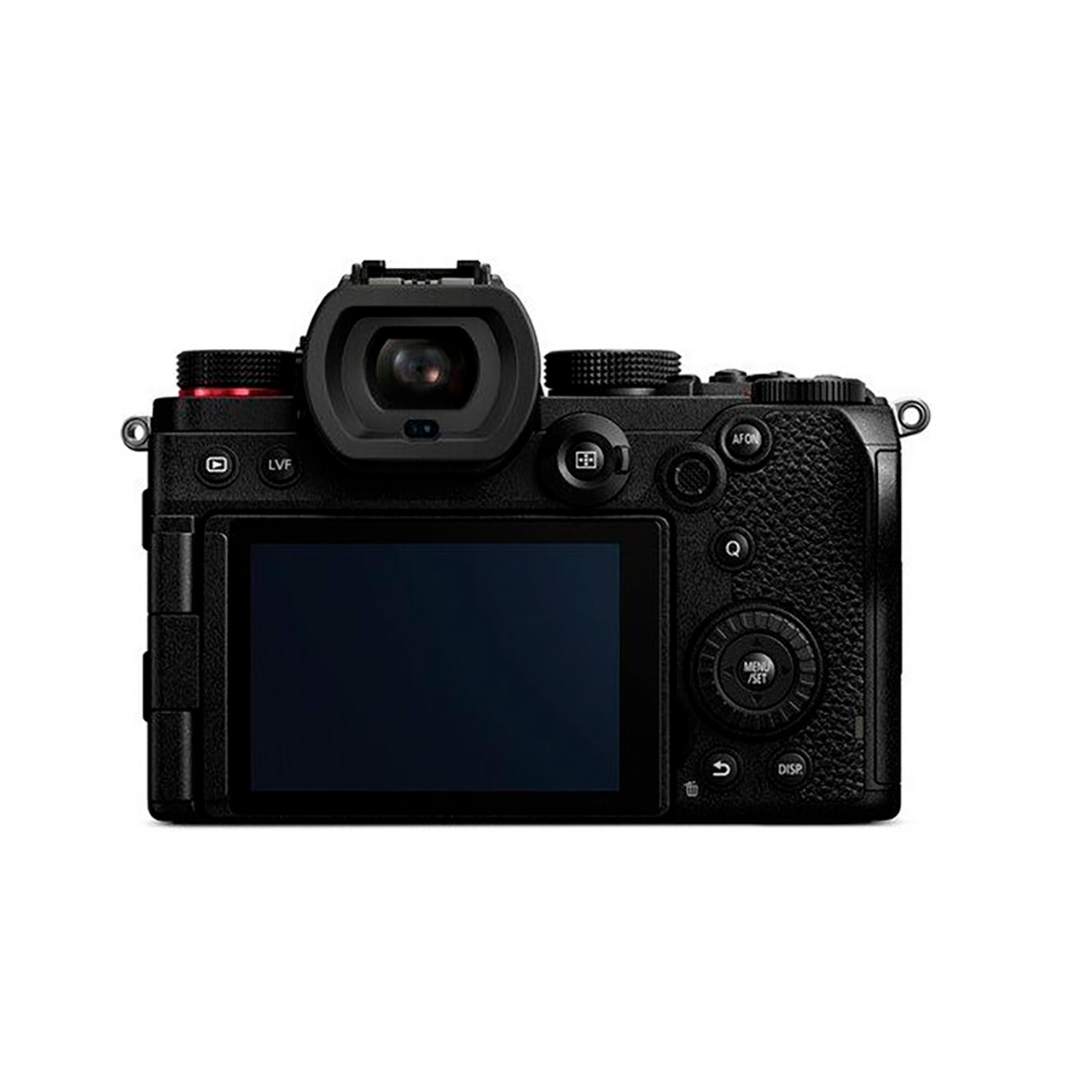 Panasonic Cámara Evil Lumix S5 + Objetivo 20-60mm + Objetivo 50mm F1.8 Negra