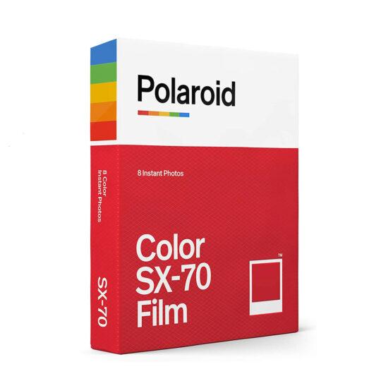 Polaroid SX 70 Película Instant Color, 8 fotos